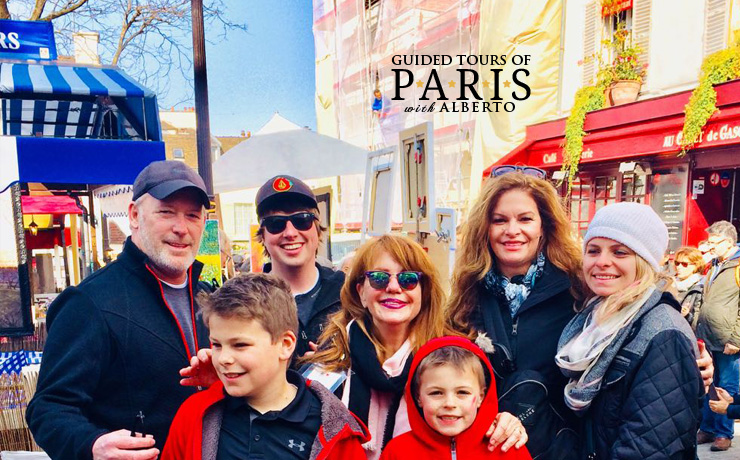 Montmartre and Sacre Coeur Tour for Kids